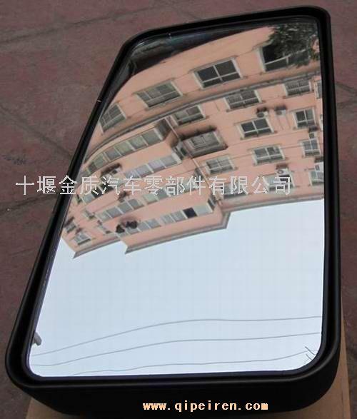 天龙左倒车镜总成 欧III价格,8219020 C0101价格,十堰金质汽车零部高清图片